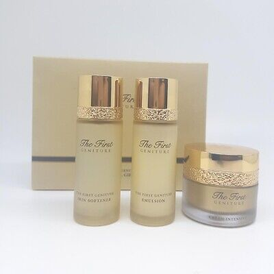 OHUI The First Special Geniture Gift set 3Items Travel kit KOREA Cosmetics