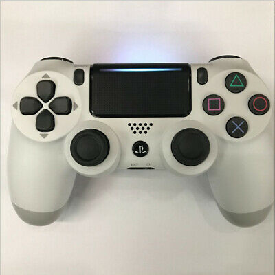 SONY(White) PS4 DualShock 4 Controller Wave Blue V2 BRAND NEW SEALED OFFICIAL LL