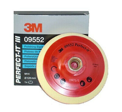 3M 09552 - Perfect it Back-Up Pad 14mm - UK stock