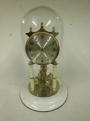 Hasi German Anniversary Clock - Torsion Clock (for restoration or parts only)