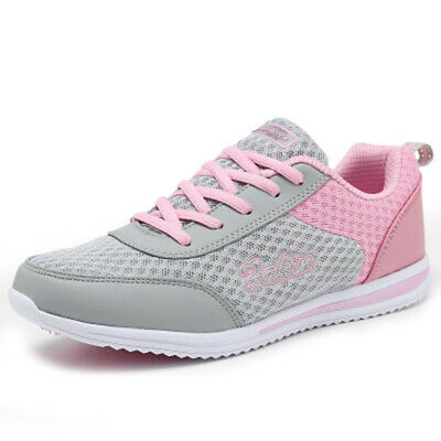 Tennis Sneakers Shoes Ladies Athletic Soft Sole Sport Women Workout Training