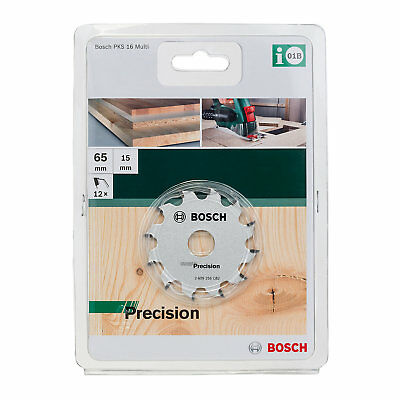 1 X 12 TOOTH   BLADE FOR  BOSCH PKS 16 Mini Circular Wood/Metal Saw