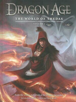 Dragon Age: The World Of Thedas Volume 1 by Ben Gelinas 9781616551155