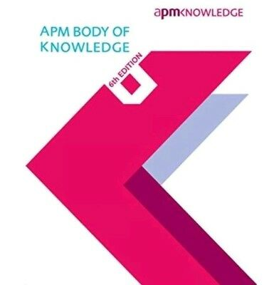 APM Body of Knowledge, 6th edition by Association for Project Management PDF