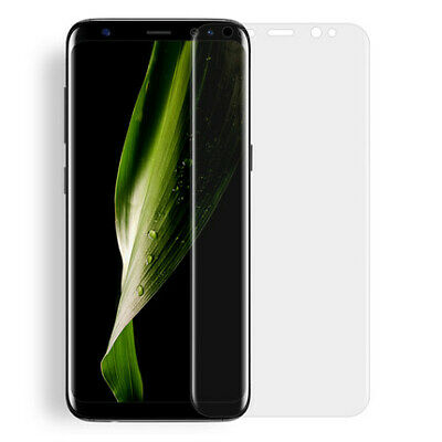 HD Clear Film Full Cover Screen Protector for Samsung Galaxy S8