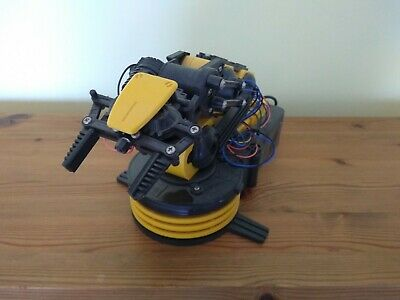USB Powered Robotic Arm (without software disc or instruction manual)