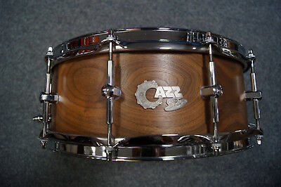"Cazz Stave Snaredrum  -  14 x 5,5""  Made in Germany"