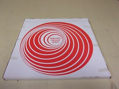Honeywell Circular Charts 14012 SP24 Lot of 10 Boxes