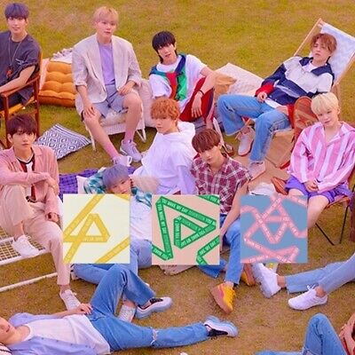 SEVENTEEN: YOU MAKE MY DAY* 5th Mini Album* CD+Full Package Poster (KM) K-POP