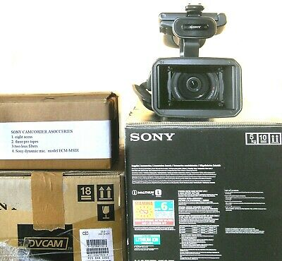 Sony Hdr Fx-1E Camcorder