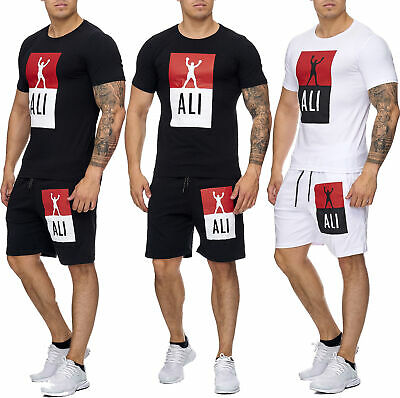 Jogging Tracksuit Trackies Fitness Camouflage Gym Men's