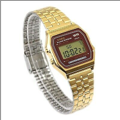 Casio Herrenuhr A159WGEA-5EF Collektion