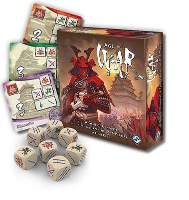 Age Of War - Medieval Themed Dice Rolling Game