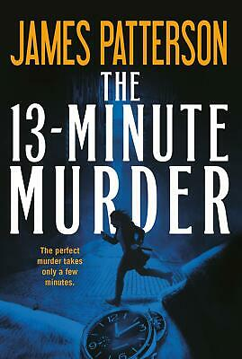 The 13-Minute Murder by James Patterson (April,2019,eb00k