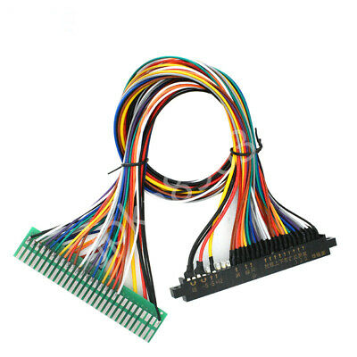 Miraculous Full 56 Pin 100Cm Length Jamma Harness For Arcade Cabinet Wire Wiring Database Ioscogelartorg