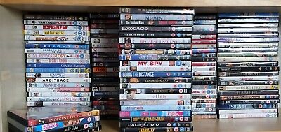 DVDs wholesale Joblot Carboot Collection genres Great titles 120- Random of 20