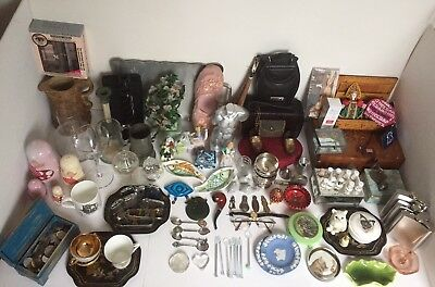 Vintage Collectable Curios Items Mixed Joblot +100