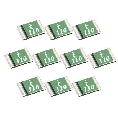 Resettable SMD Fuse 1812 Surface Mount Chip 8V 1.1A 10pcs