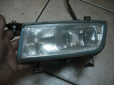 A Genuine Saab 93 9-3 95 9-5 Front Fog Light Lamp  N/S Lh Left Side