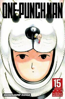 One-Punch Man, Vol. 15 by ONE 9781974702237 | Brand New | Free UK Shipping