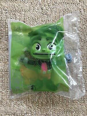 Beast Boy Teen Titans Go! McDonalds Happy Meal Toy Green NEW and Sealed 2019