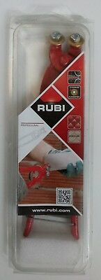 Rubi Professional Tile Nippers / Cutters Porcelain Ref. 83942 (New in Packaging)