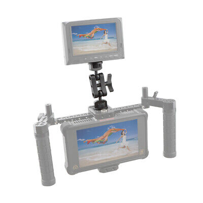 """SMALLRIG Articulating Magic Arm with Double Ballheads 1/4"""" Screw Monitor Mount"""