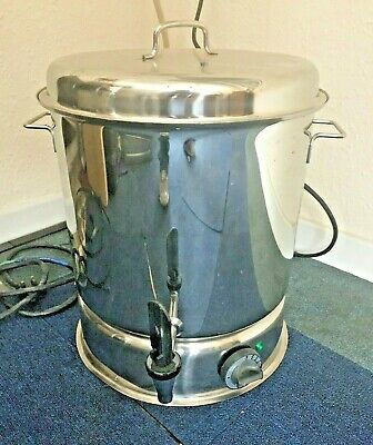 Large Stainless steel, Hot Water tank, Rice Steamer