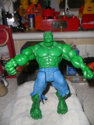 The Hulk Movie - The Incredible Hulk - Official Marvel Universal 2003