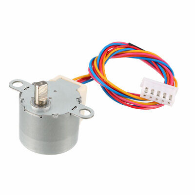 DC 12V Reduction Stepper Motor Micro Reducer Stepping Motor 4-Phase 5-Wire
