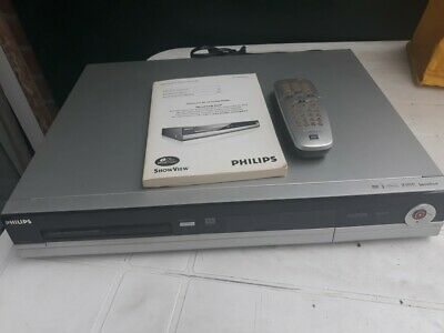 philips dvd 3440h dvd divx player recorder hard disk drive hdd active