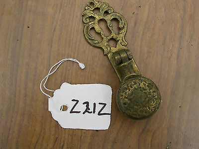 Antique Brass Wardrobe Handle