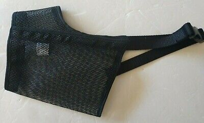 Mesh Dog Muzzle Extra Large Size 8 Model # 1308