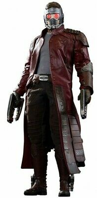 Marvel Guardians of the Galaxy Movie Masterpiece Star-Lord Collectible Figure