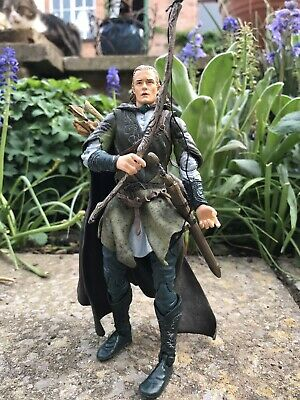 Lord of the Rings: Action Figure: Legolas: Toybiz
