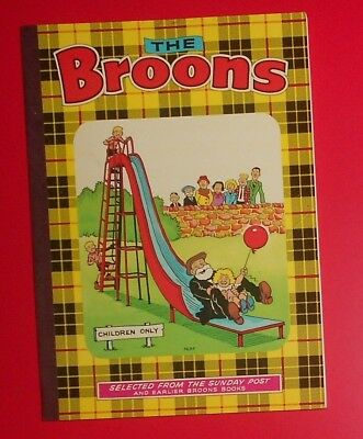 The Broons 1975 , Excellent Condition , Dudley D Watkins