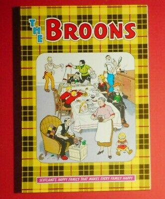 The Broons 1971 , Dudley D Watkins ,  Excellent Condition .