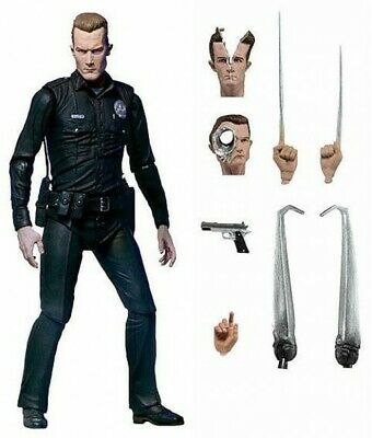 NECA Terminator 2 Judgment Day T-1000 Action Figure [Ultimate Version]