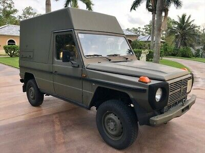 1989 Other Makes All Models  1989 Mercedes Benz Puch 230GE Automatic 2-Door SUV