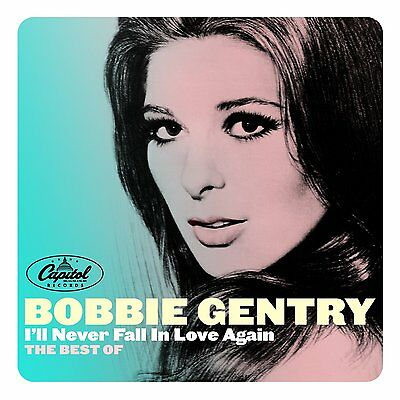 Bobbie Gentry I'll Never Fall In Love.. The Very Best Of Cd Greatest Hits / New