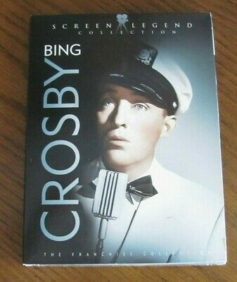 Bing Crosby: Screen Legend Collection, 3 Discs - DVD 5 movies
