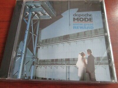 Depeche Mode – Some Great Reward [CD Remastered Collectors Edition] NEW SEALED