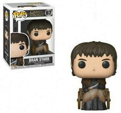 Game of Thrones Funko POP! Bran Star Vinyl Figure #67