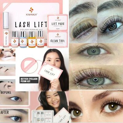 Perming Eyelash Kit Lash Lift Full Perm Lifting Extension Professional Beauty