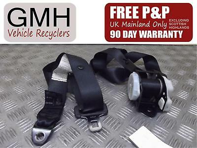 Toyota Avensis Right Driver Offside Rear Seat Belt 73360-05100  2003-2009♪