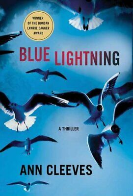 Blue Lightning by Ann Cleeves 9780312384449 | Brand New | Free UK Shipping