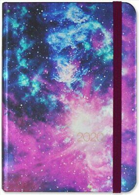 Galaxy Weekly 2020 Planner by Peter Pauper Press, Inc. 9781441329769 | Brand New