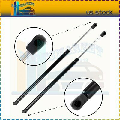 Pair of 2 Liftgate Gas Charged Lift Support Shocks Strut For Dodge Nitro 07-11
