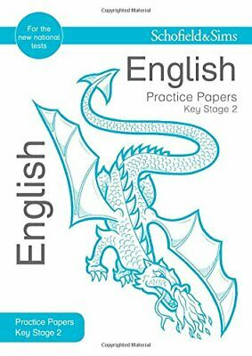 Key Stage 2 English Practice Papers: KS2 English, Ages 7-11 (SATs for new nat.