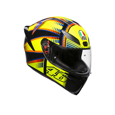 Casco Integrale Agv K1 K-1 Top Soleluna 2015 Taglia Xl